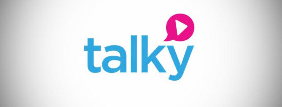 ログインもプラグインも不要、無料でビデオチャットできるサービス「Talky」
