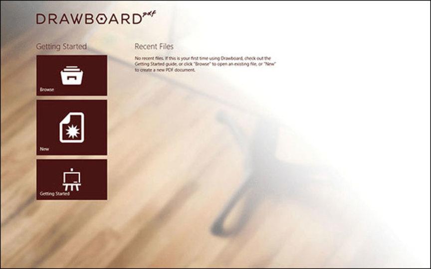 Windows 8用の優秀なPDF編集ツール、アノテーションアプリ『Drawboard PDF』