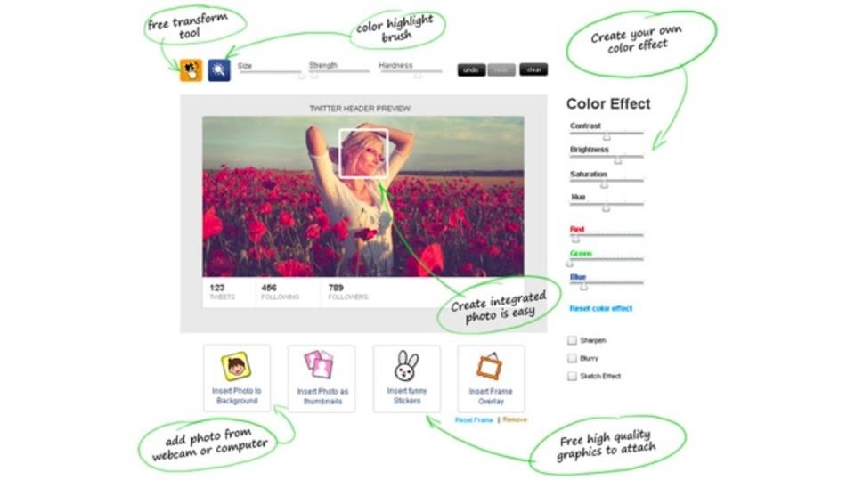 Twitterのプロフィール用ヘッダー画像を作成できる「HEADERCOVER.COM」