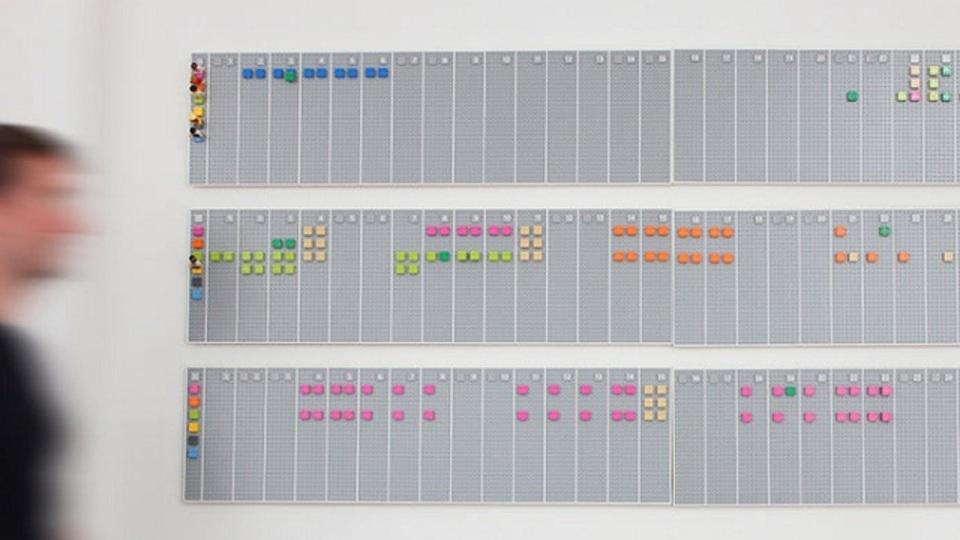 オンラインとも自動同期! レゴのカレンダーがハイテクですごい