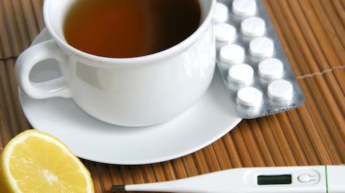 お茶と健康