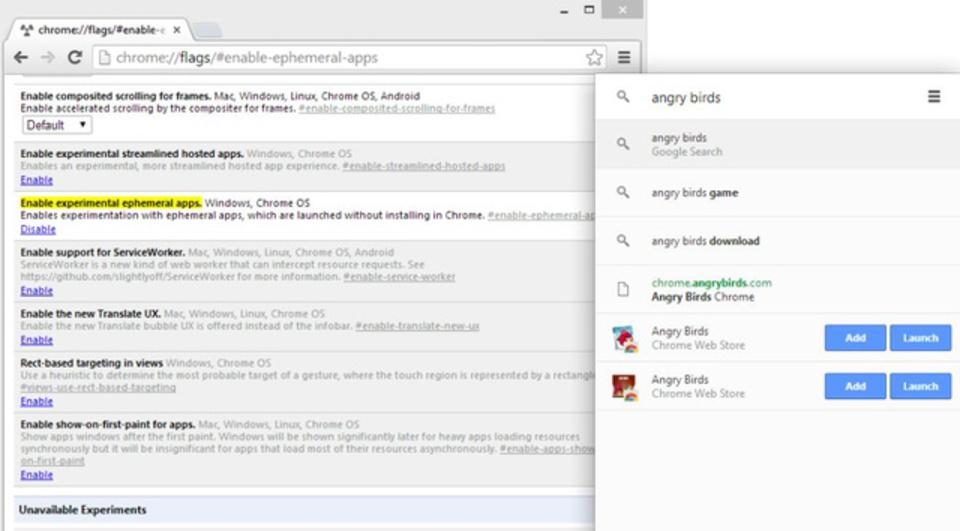 Chromeのベータ版でアプリをインストールせずに試す方法