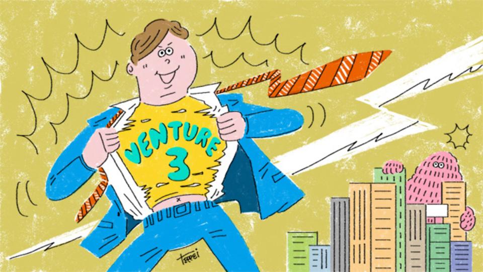 彼は内定を蹴り、休学して、ベンチャー企業のCTOになっても「不安はないです!」と笑った:連載・新しい就活(3)