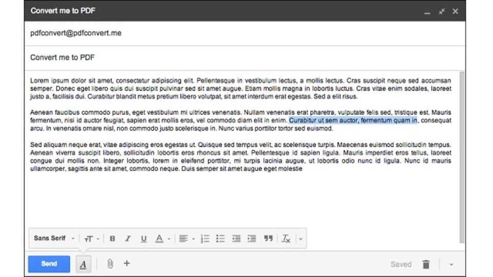 メールを送るだけでPDFに変換して即レスしてくれるサービス「pdfconvert.me」