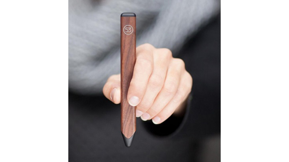 iPadに鉛筆のようなアナログ感覚で書けるタッチペン「Pencil」