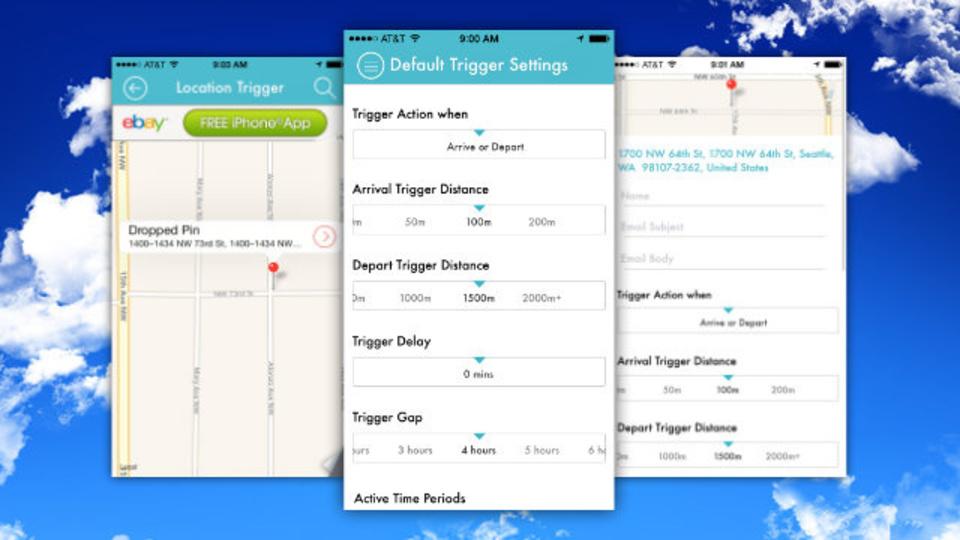 AndroidでもIFTTTのロケーショントリガーを活用できる無料アプリ『LIFTTT』