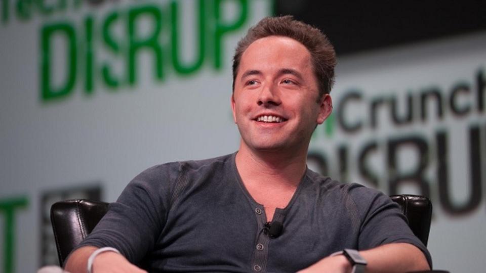 DropboxのCEOドリュー・ヒューストンが説く「起業初心者が成功するために大切な3つのこと」