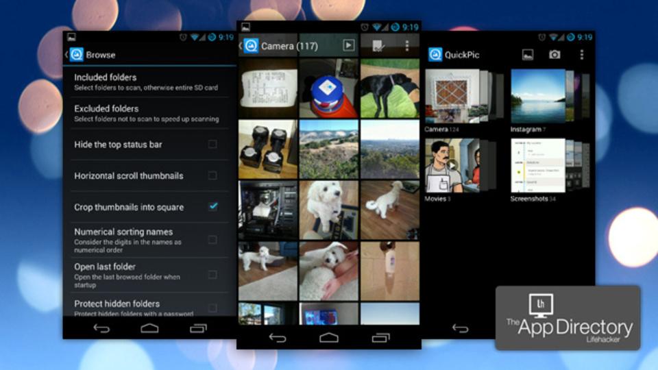 スマホにたくさん写真を保存している人に。Androidのベストな画像管理アプリ「QuickPic」