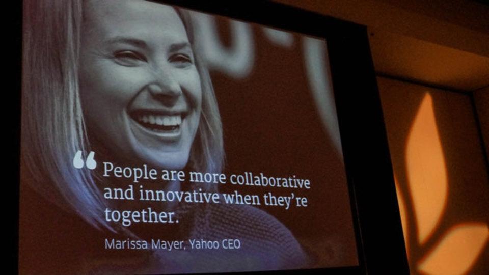 ヤフーのマリッサ・メイヤーが示す新たなリーダー像:プロダクトとアイデアの管理を徹底する