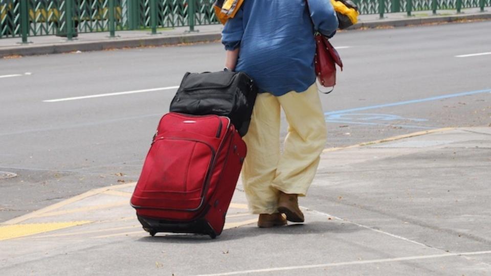 荷物の監視に役立つ防犯アプリ『みはって!365』が年末年始の旅行で活躍するかも