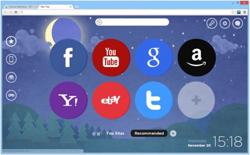 ChromeとAndroidデバイスをクールに繋げる無料アプリ『SPOTS』