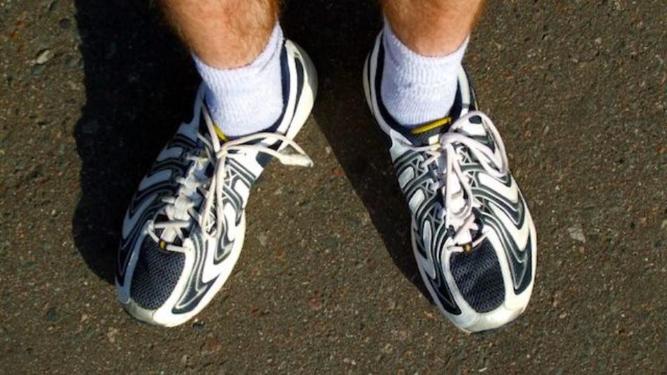 シューズがいまいちフィットしない場合には靴ひもの結び方を変えた方がいい