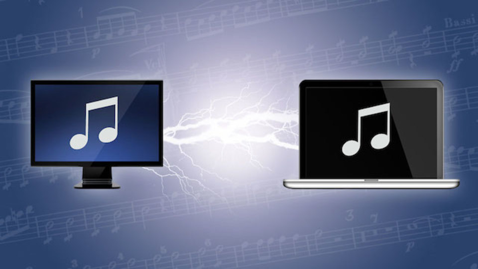 複数のパソコンに入っている音楽を同期するためのいくつかのやり方