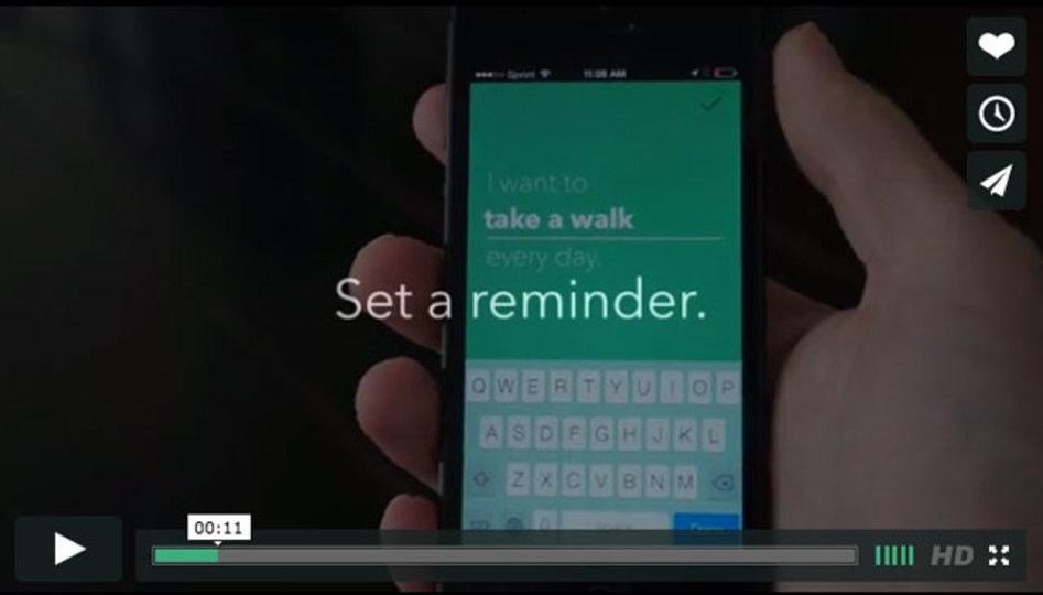 新しい習慣を身につけたい人にピッタリの励ましiOSアプリ『LittleBit』