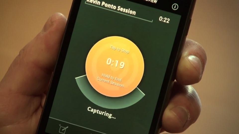 音声ファイルの一部をハイライトしたり、メモを追加したりできる音声レコーダーアプリ「Cogi」