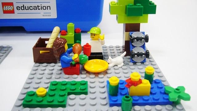 小中学校の国語や英語の時間、レゴが教材になる日も近い?