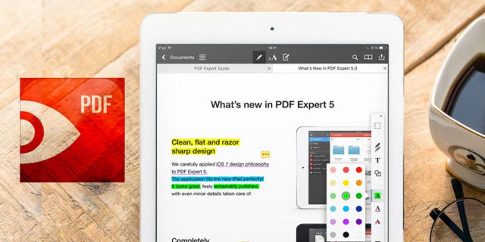 PDFをiPadで編集したいなら『PDF Expert 5』がとにかくおすすめです