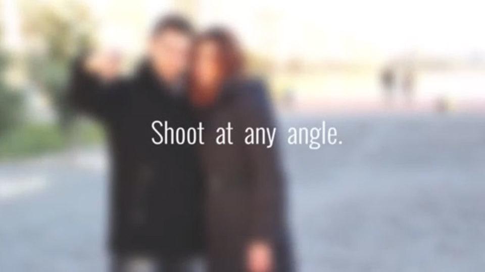 常に横向き・水平な動画が撮れるiOSアプリ『Horizon』