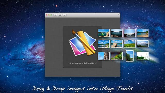Macの画像リサイズ、リネーム作業が超快適になる無料ツール『iMage Tools』