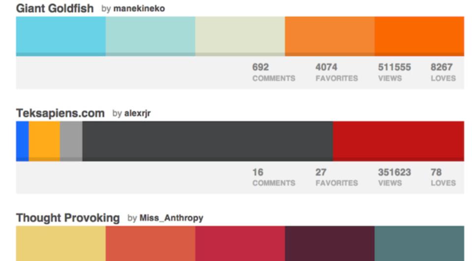 センスの良いプレゼン資料にしたいなら、まずは「色」を変えてみよう