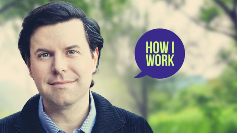 仕事に没頭することで世界を変えたい:『習慣の力』の著者チャールズ・デュヒッグの仕事哲学