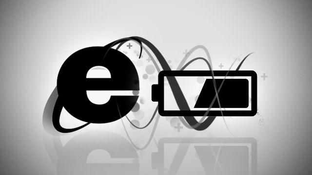 バッテリーが長持ちするブラウザ選手権、今回もやっぱりInternet Explorerが首位