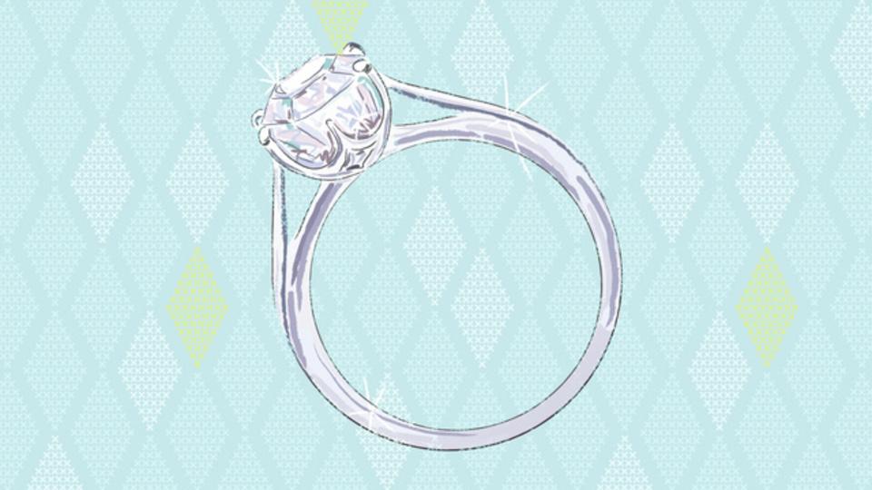 そろそろかな...と思ったら。失敗しない婚約指輪の選び方・買い方