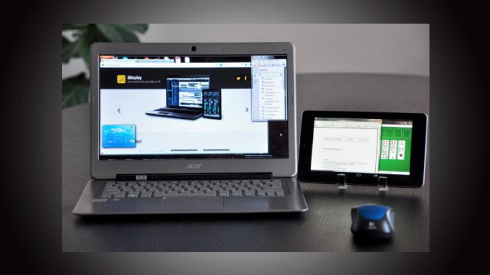 PCでの作業が楽になる。スマホ/タブレットを手軽にサブディスプレイ化できる『iDisplay』
