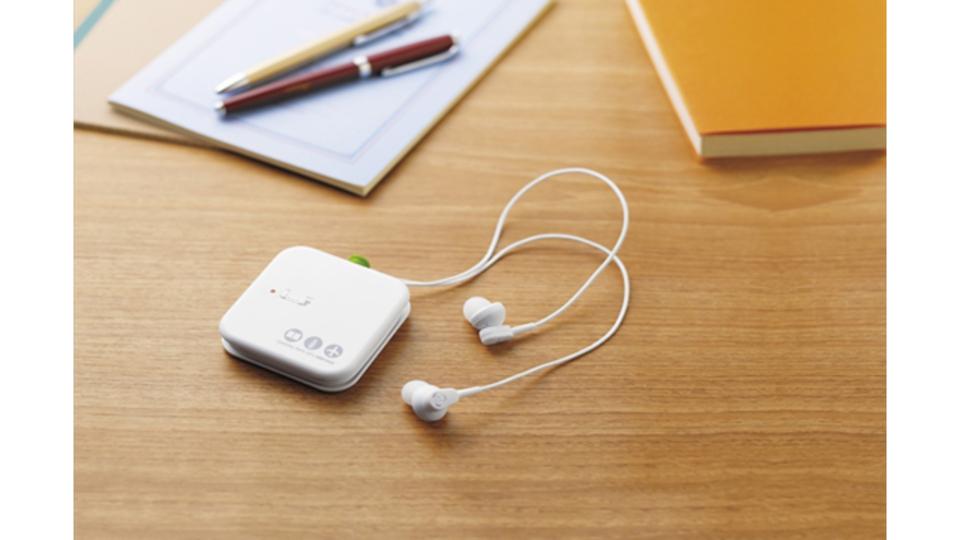 どんな喧騒の中でも静かに集中できるデジタル耳栓