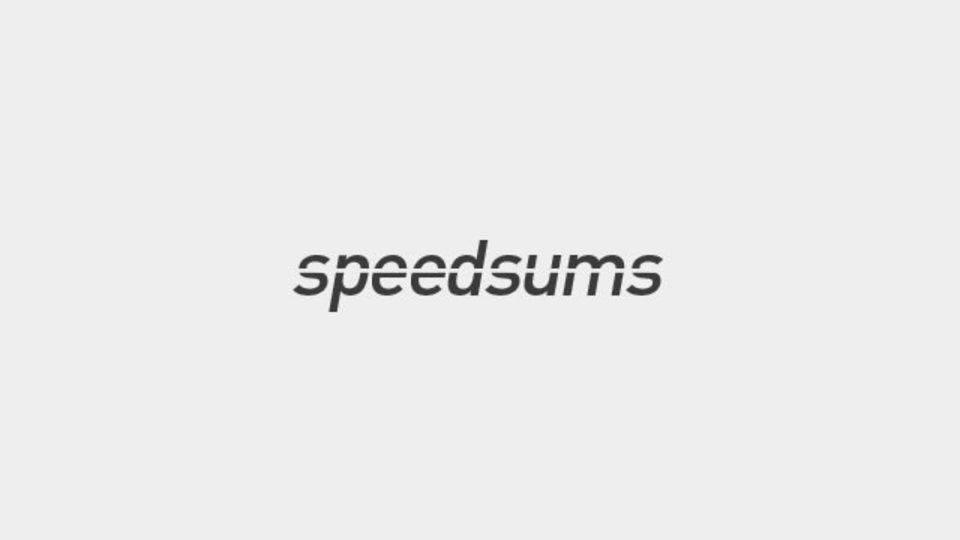 四則演算の暗算競争をするサイト「Speedsums」でアタマの準備体操