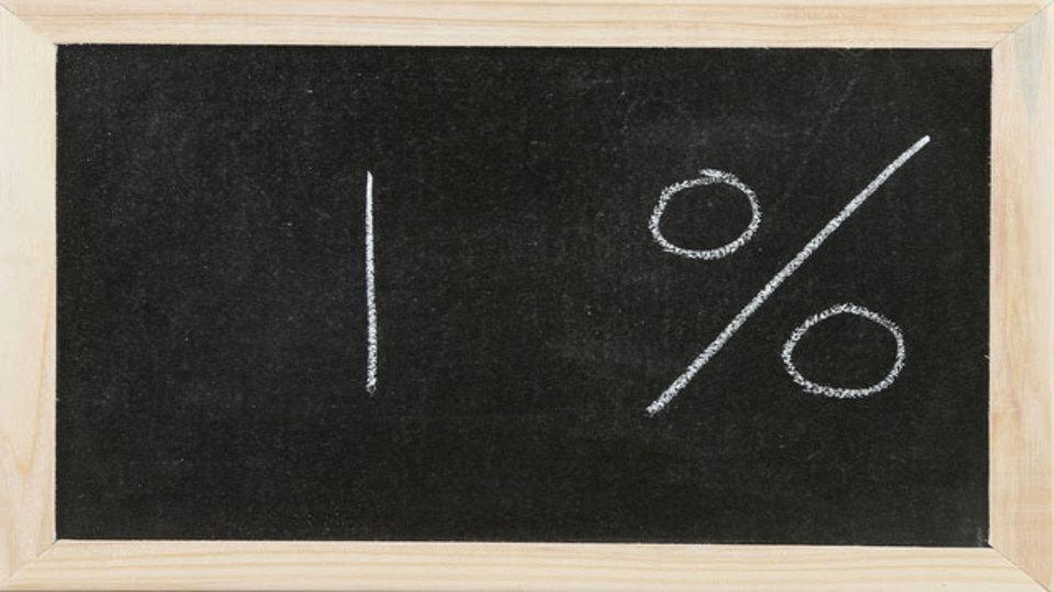 人生を左右するのは「1%の積み重ね」