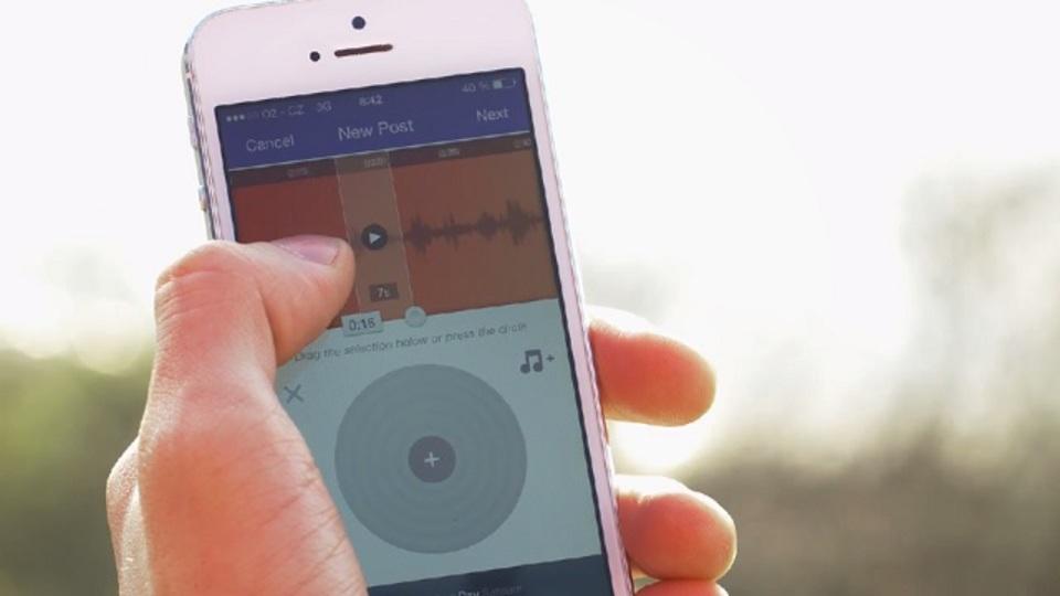 写真にピッタリのBGMをつけて共有できる新感覚アプリ『Snippit』
