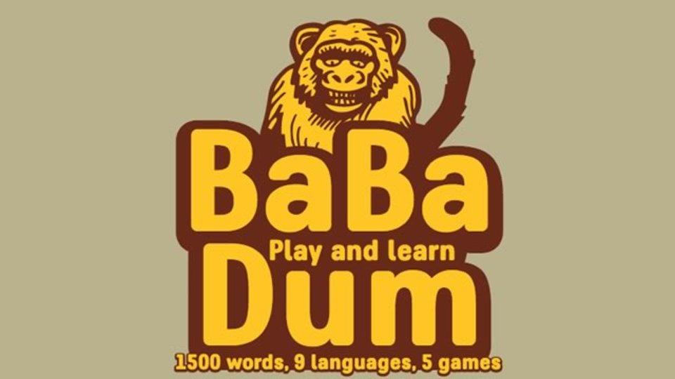 リズムとパズルで選んでポポン! 9カ国語の1500単語を学べるサイト「Ba Ba Dum」