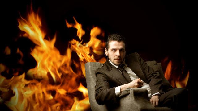 いま、どのソーシャルアカウントが炎上しているかを示す「炎上レーダー」