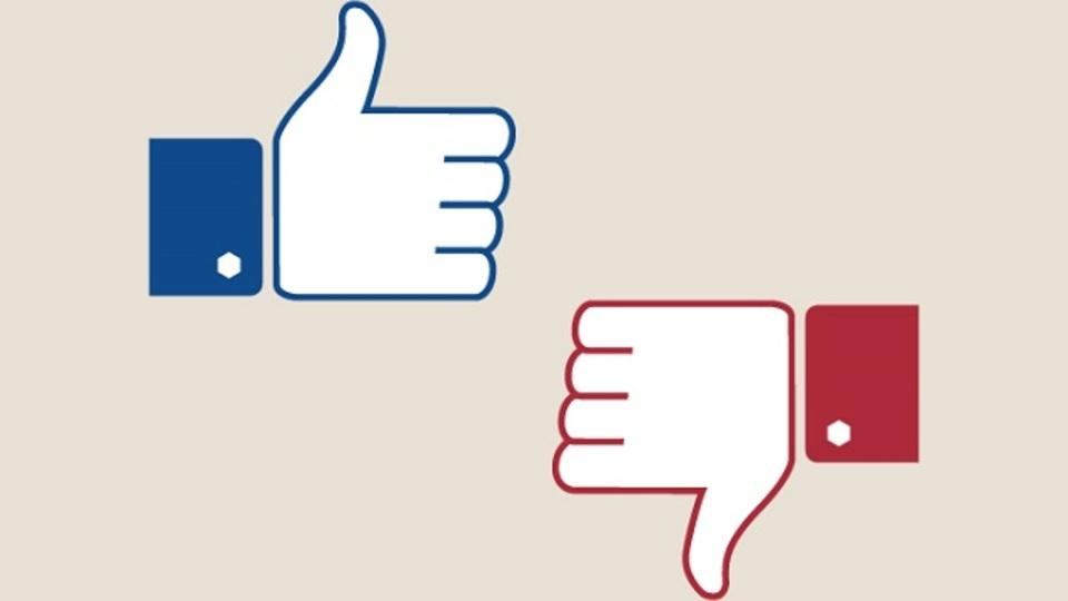 Facebookページに「よくないね!」ボタンを追加できるChrome拡張「Dislike on Facebook」