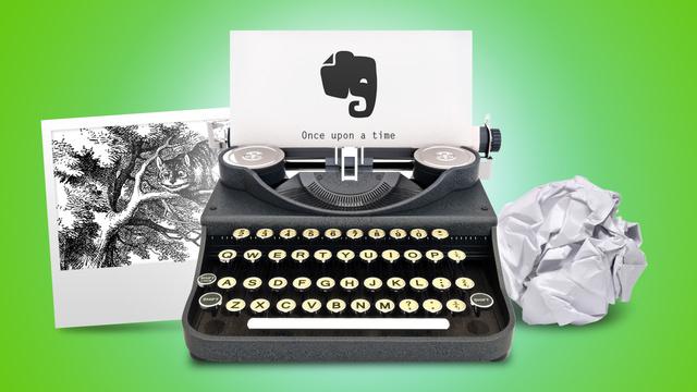Evernoteを使って小説を書く方法
