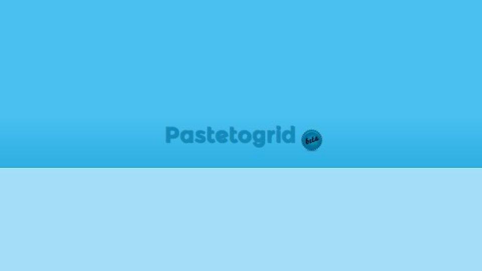 複数の写真をグリッド状に並べて保存できるサイト「Pastetogrid」