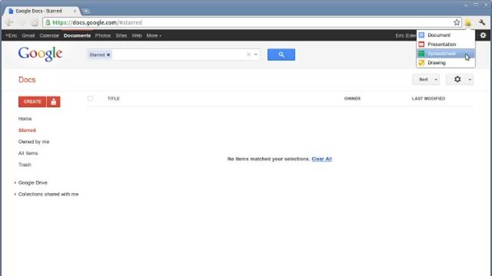 Googleドキュメントの新規作成をワンクリックで行える拡張機能「Docs Quickly」