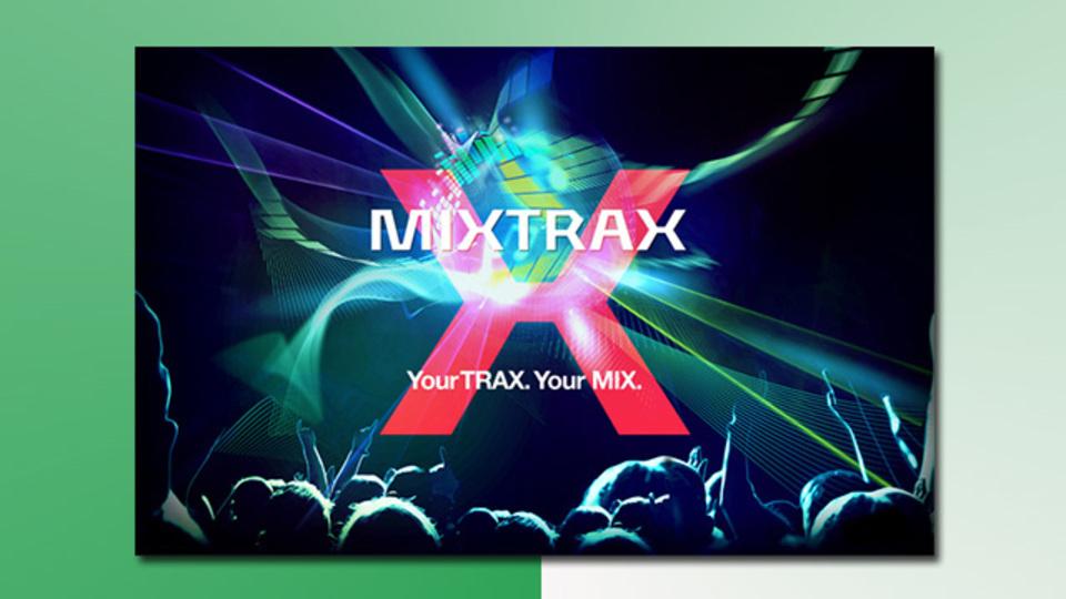 イイ選曲すぎ!って、サビだけつなぐ『MIXTRAX App』でノリっぱなしの僕のスマホだったよ