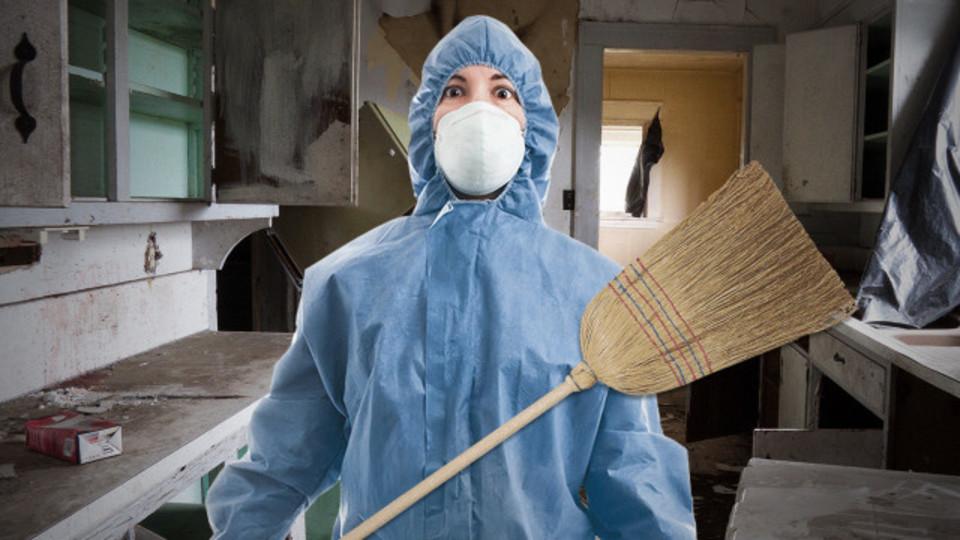 必要なのは家にあるものだけ。あの最悪なシミや汚れをキレイに落とす魔法のような掃除術