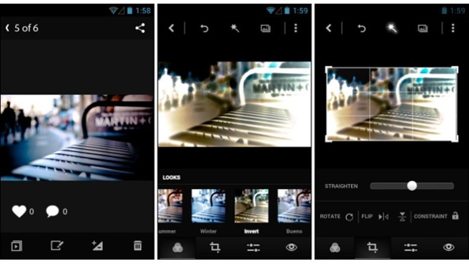 クラウド写真編集&共有アプリ「Adobe Revel」にAndroidアプリが追加
