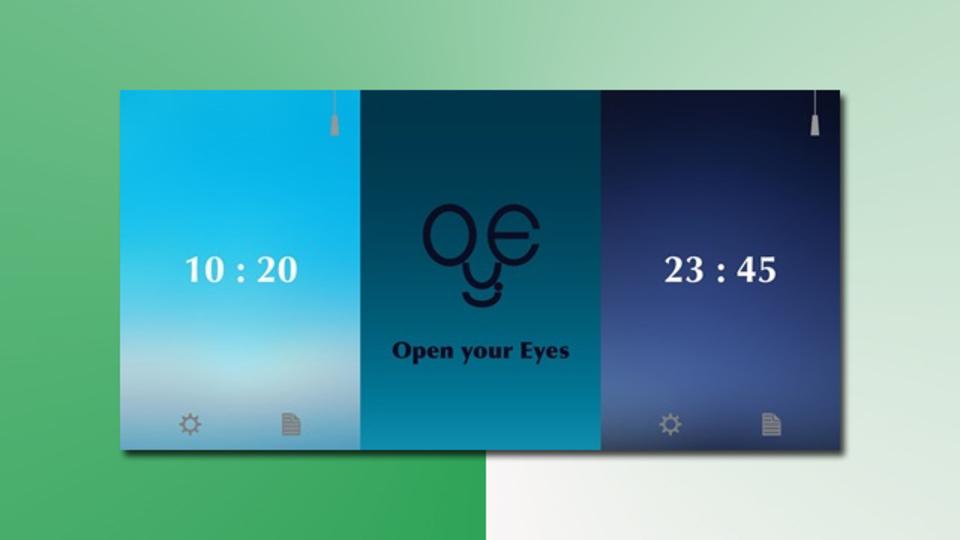 二度寝さよなら! 起きられる目覚ましアプリ『OpenYourEyes』