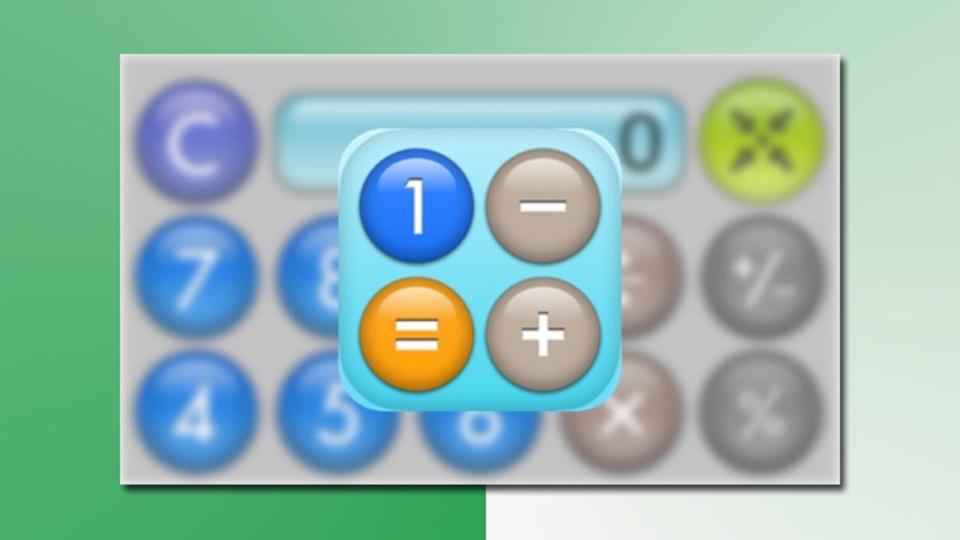 計算結果を一時保存など、『フュージョン計算機』はスマホならではの次世代電卓だ