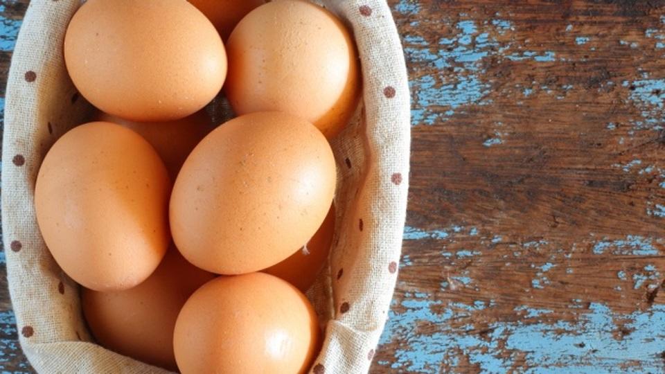 卵を長期保存するには殻を割って製氷皿へ