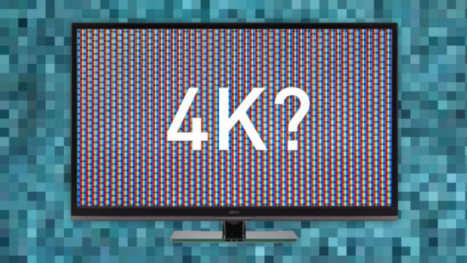 「4K」ディスプレイとはどういうもの? 今すぐに購入すべきもの?