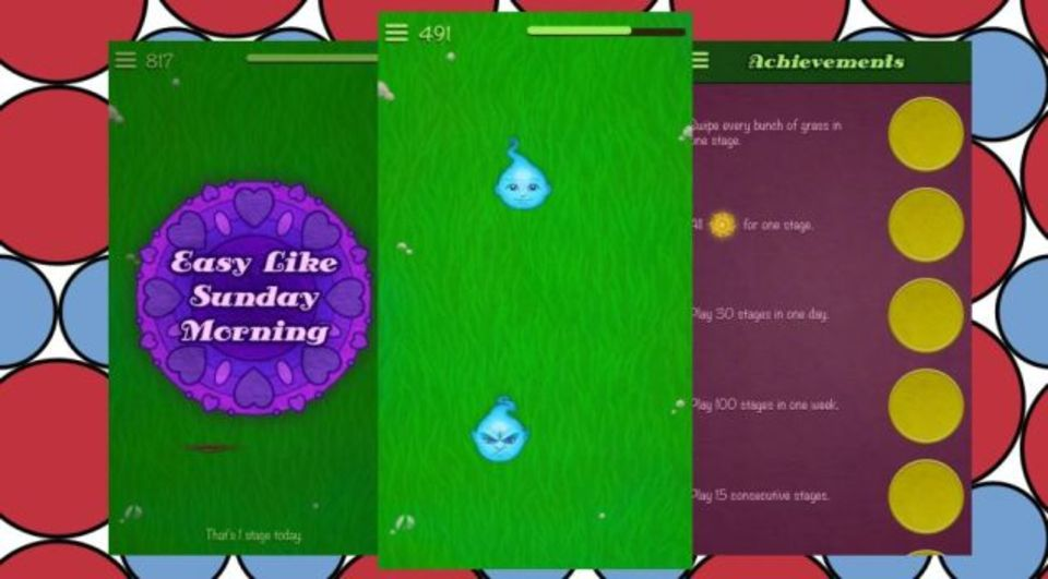 科学的に証明された、不安を取り除く無料ゲームアプリ『Personal Zen』