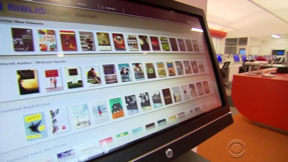 Kindleがある今、電子書籍も図書館で借りる時代に