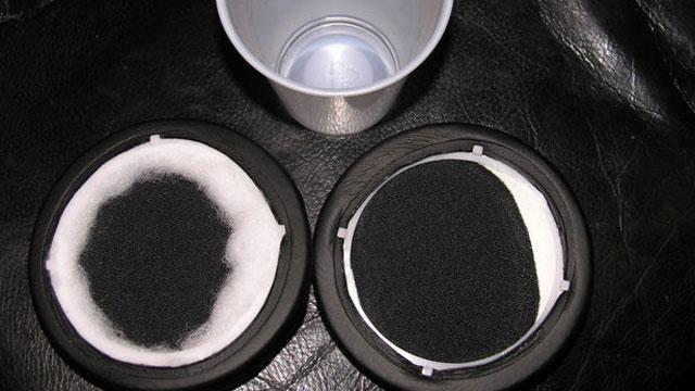Denonヘッドフォンで大きくなりすぎた低音域を調整する方法