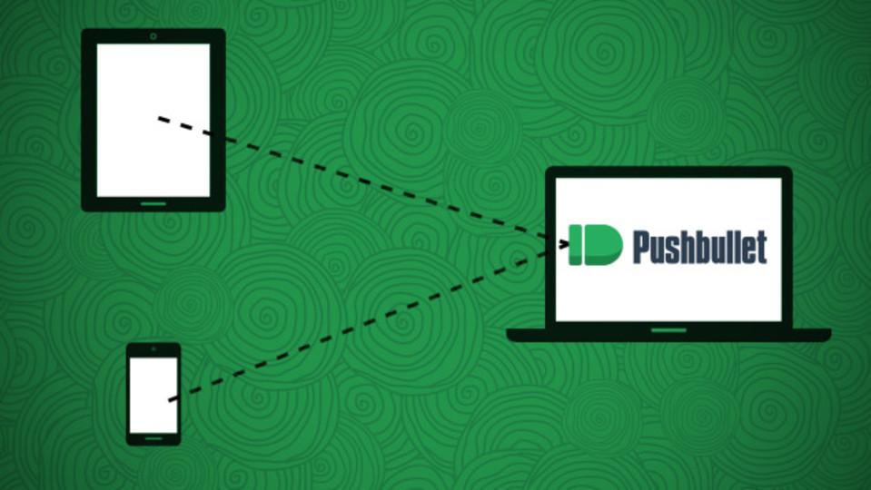 PCと携帯端末でデータ同期できるアプリ『Pushbullet』の活用法