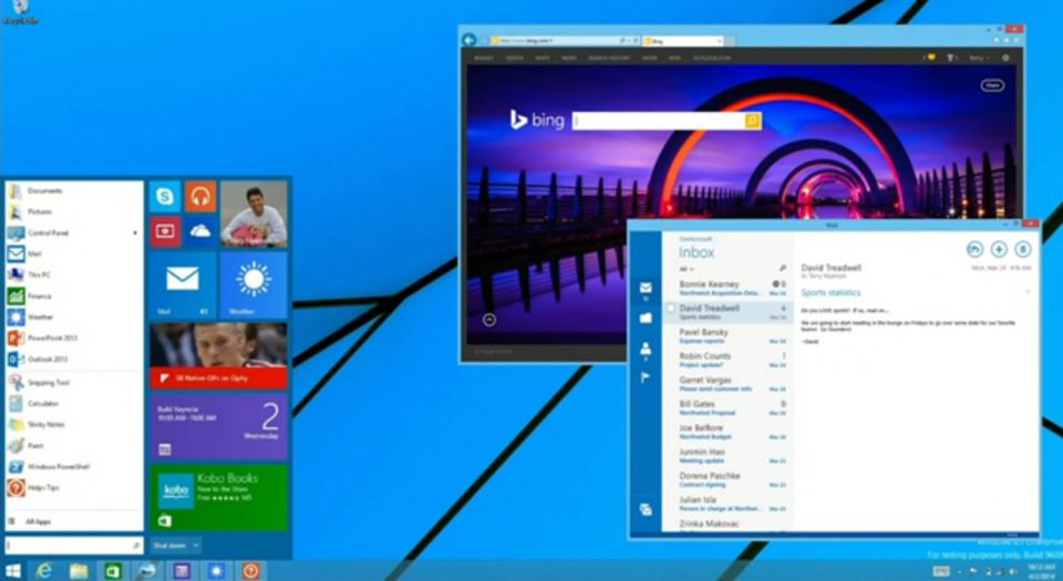 Windows 8にスタートメニュー復活、決まる